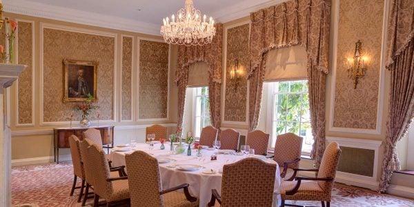 Private Dining Venue, Lucknam Park Hotel & Spa