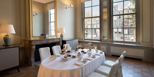 Afternoon Tea Venue, Waldorf Astoria Amsterdam, Prestigious Venues