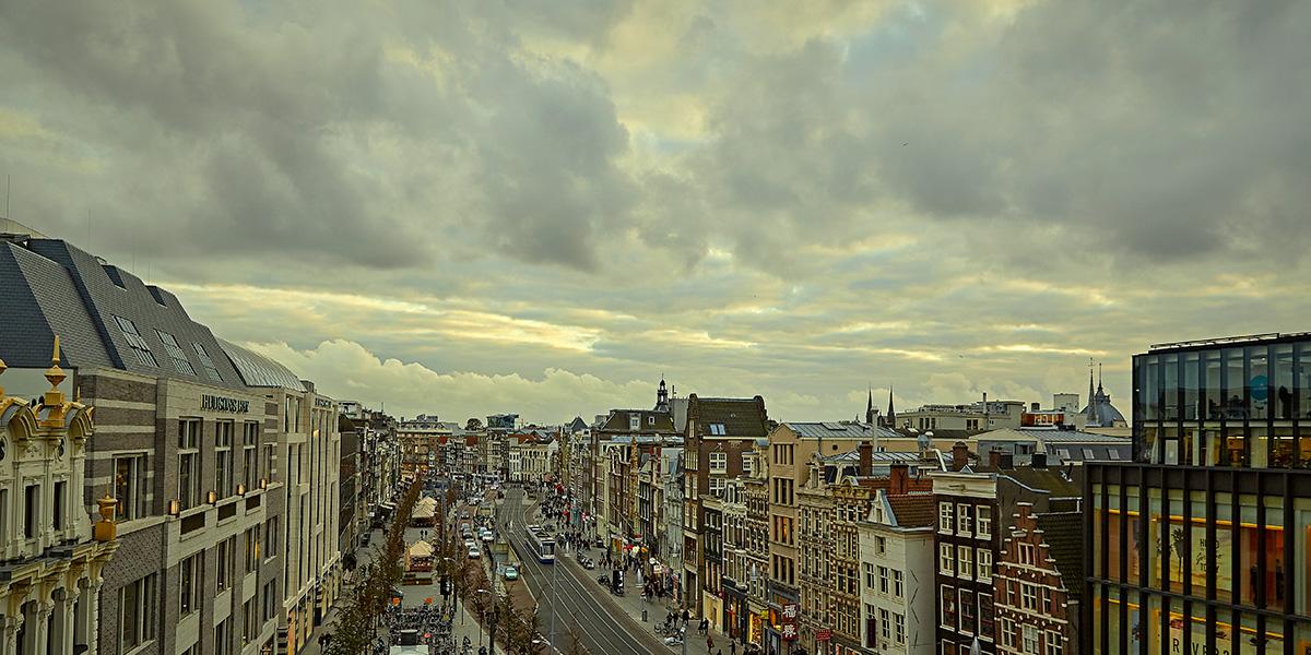 Amsterdam Rooftop Hotel, Hotel TwentySeven, Prestigious Venues