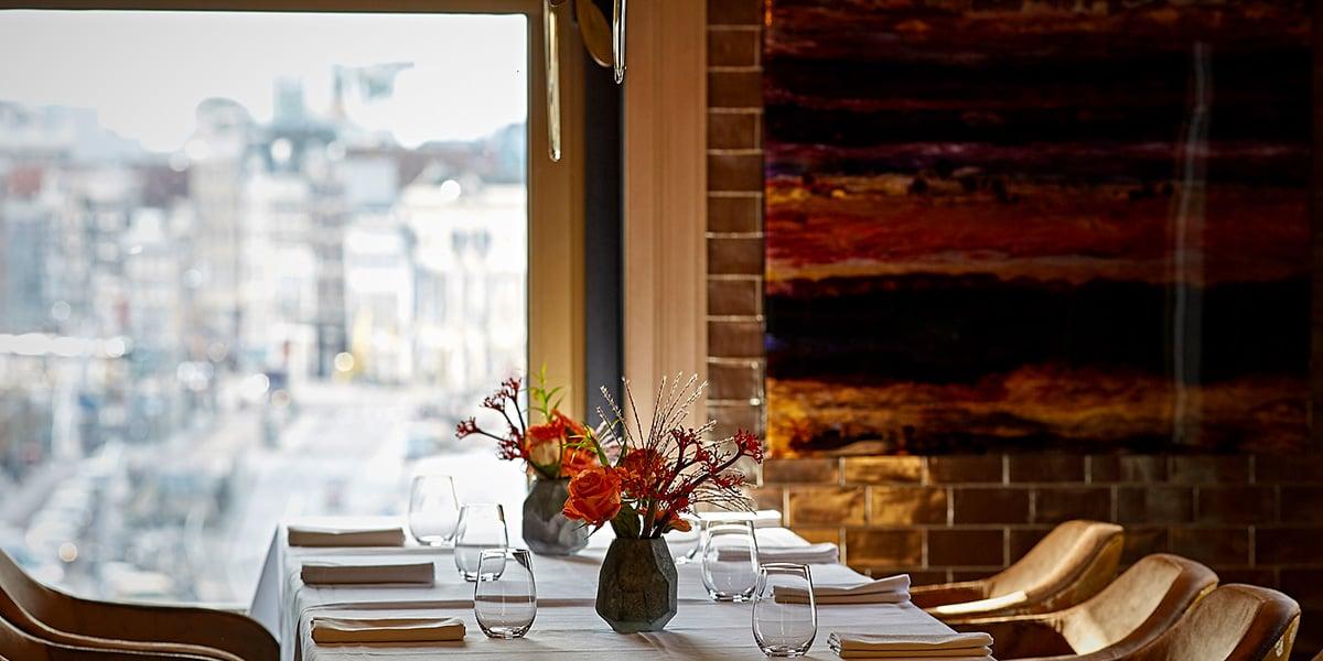 Chefs Table Amsterdam, Hotel TwentySeven, Prestigious Venues