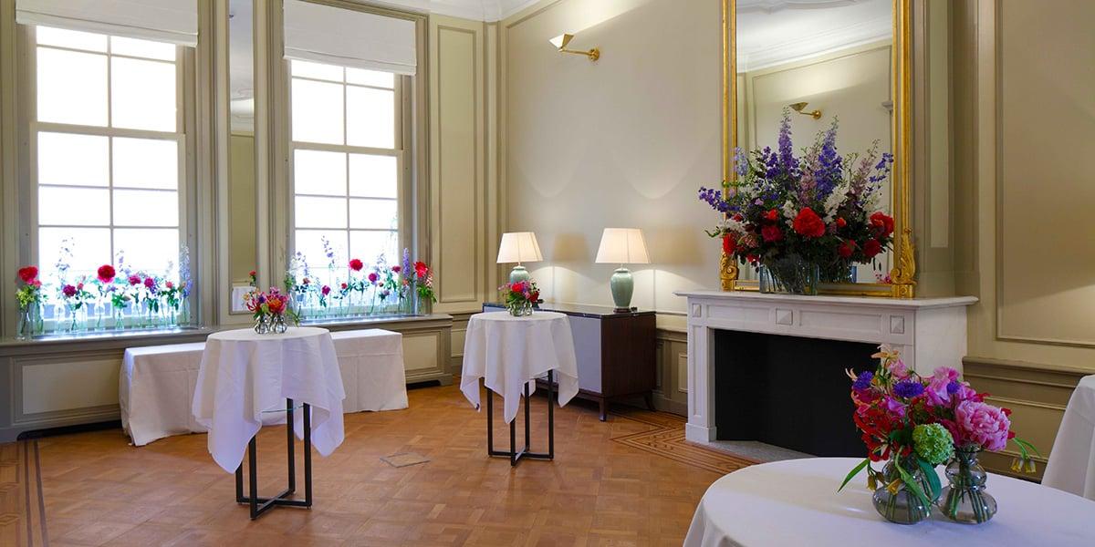 Drinks Reception Venue, Waldorf Astoria Amsterdam, Prestigious Venues
