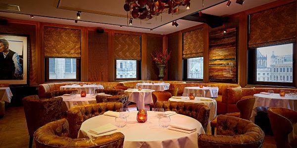 Fine Dining Venue in Amsterdam, Hotel TwentySeven, Prestigious Venues