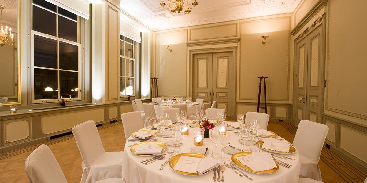 Gala Dinner Venue, Waldorf Astoria Amsterdam, Prestigious Venues