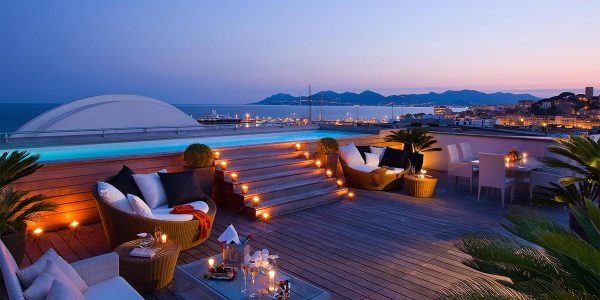 Luxury Event Space, Hotel Barriere Le Majestic Cannes, Prestigious Venues