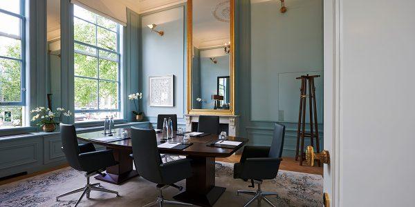 Meeting Room Venue, Waldorf Astoria Amsterdam, Prestigious Venues