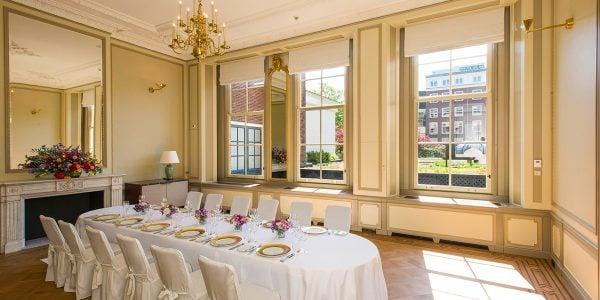 Private Dining Venue, Waldorf Astoria Amsterdam, Prestigious Venues