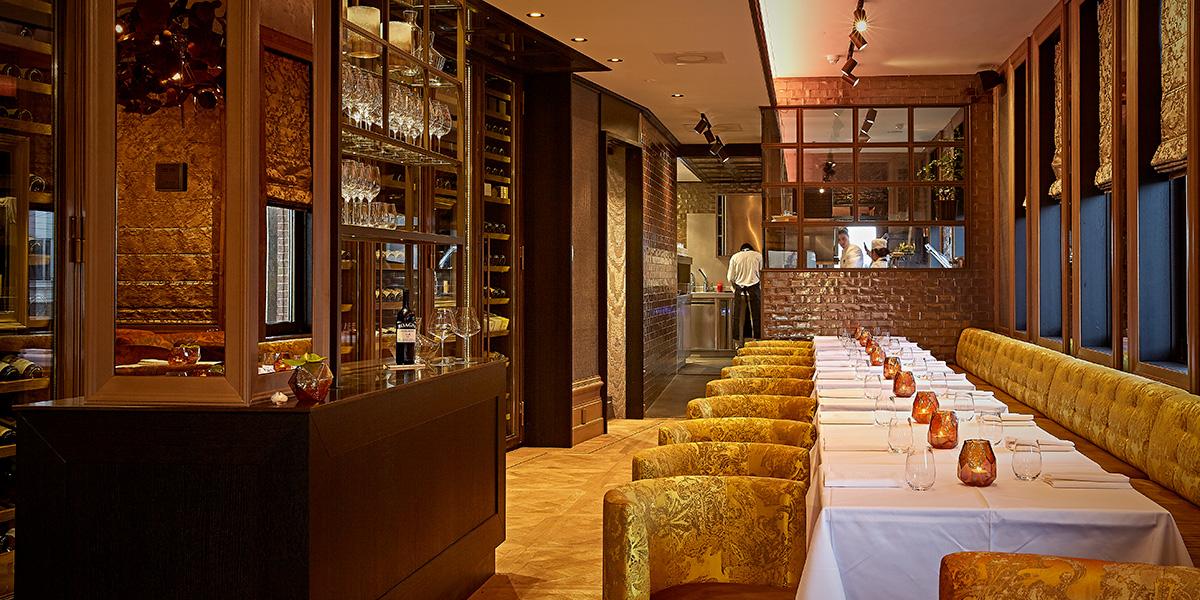 Restaurant Bougainville Amsterdam, Hotel TwentySeven, Prestigious Venues