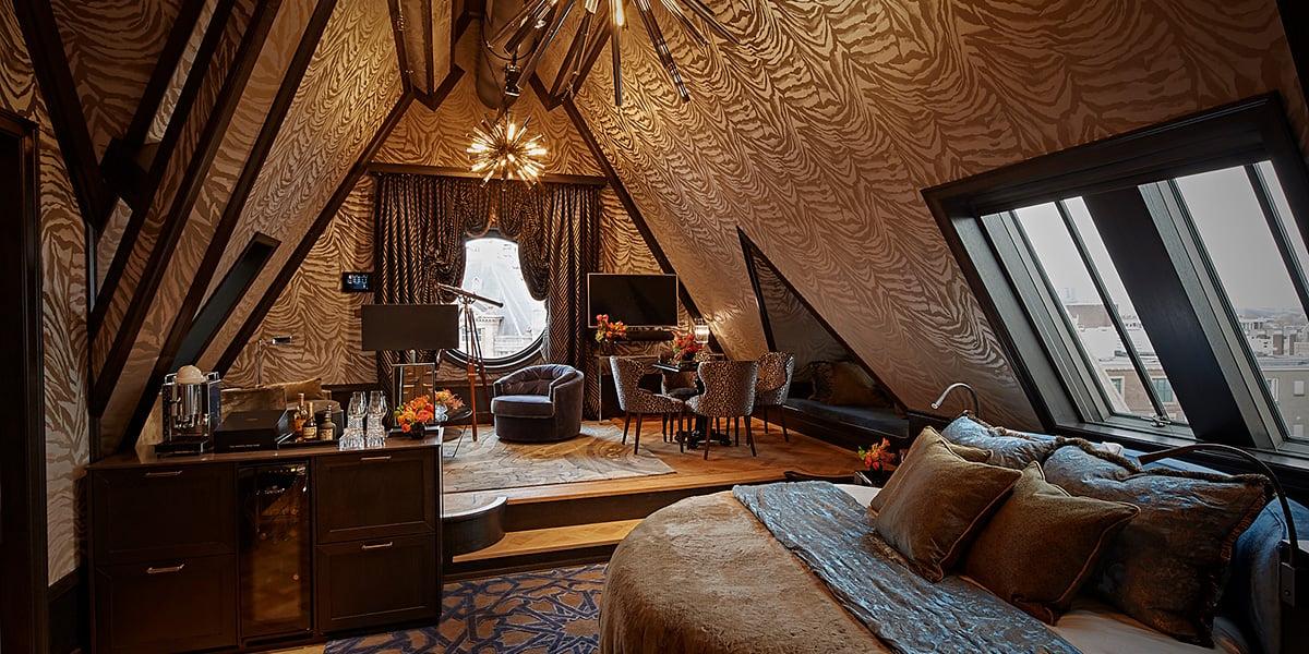 Unique Event Space, Hotel TwentySeven, Prestigious Venues