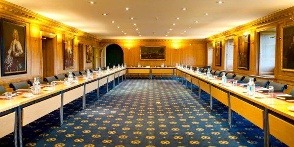 Boardroom For AGM, Brocket Hall, Prestigious Venues
