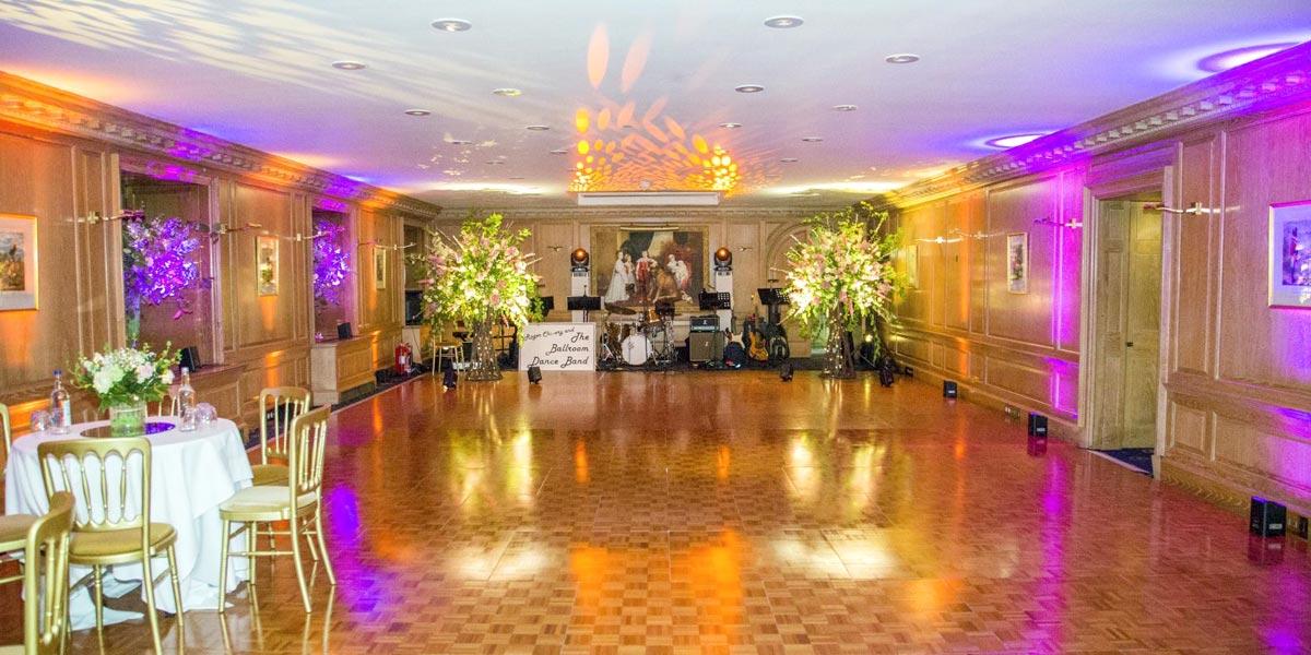 Estate Party Venue, Brocket Hall, Prestigious Venues