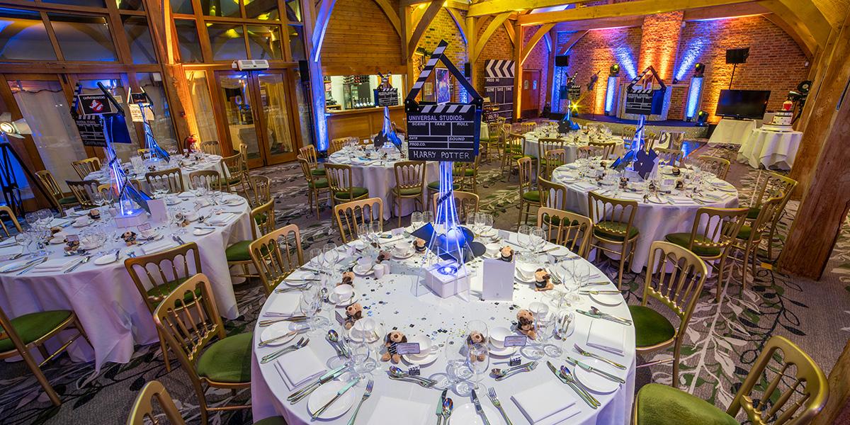 Gala Dinner Venue, Brocket Hall, Prestigious Venues