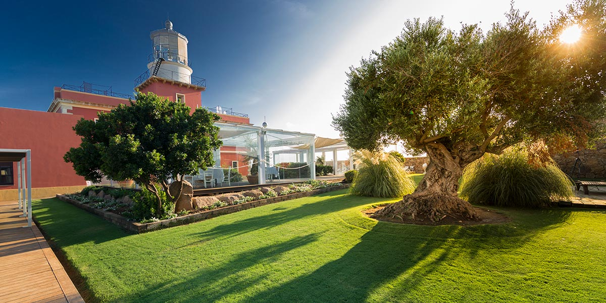 Lighthouse Wedding Venue, Faro Capo Spartivento, Prestigious Venues