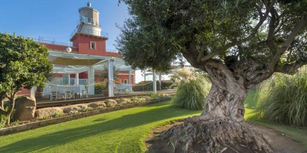 Outdoor Dinner Venue, Faro Capo Spartivento, Prestigious Venues
