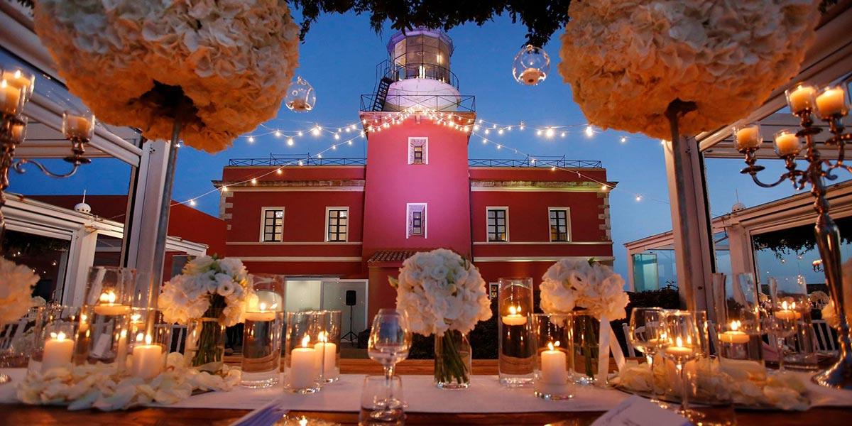 Outdoor Wedding in Sardinia, Faro Capo Spartivento, Prestigious Venues