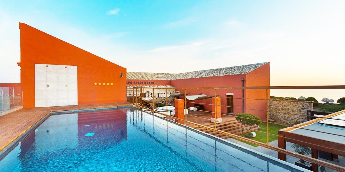 Private Villa Venue in Sardinia, Faro Capo Spartivento, Prestigious Venues