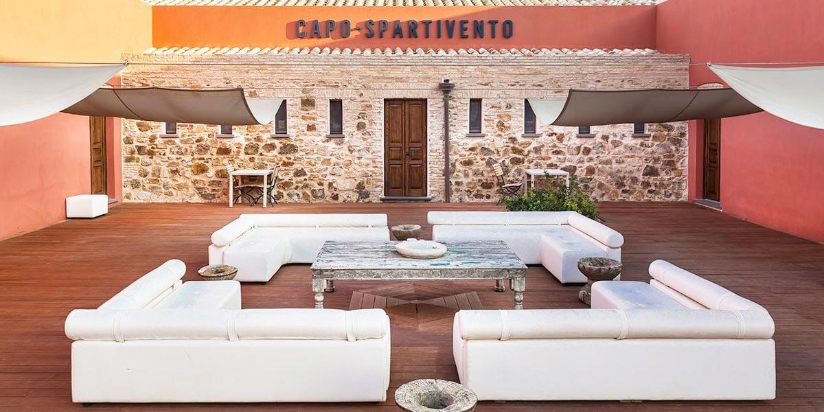 Private Wedding Venue, Faro Capo Spartivento, Prestigious Venues