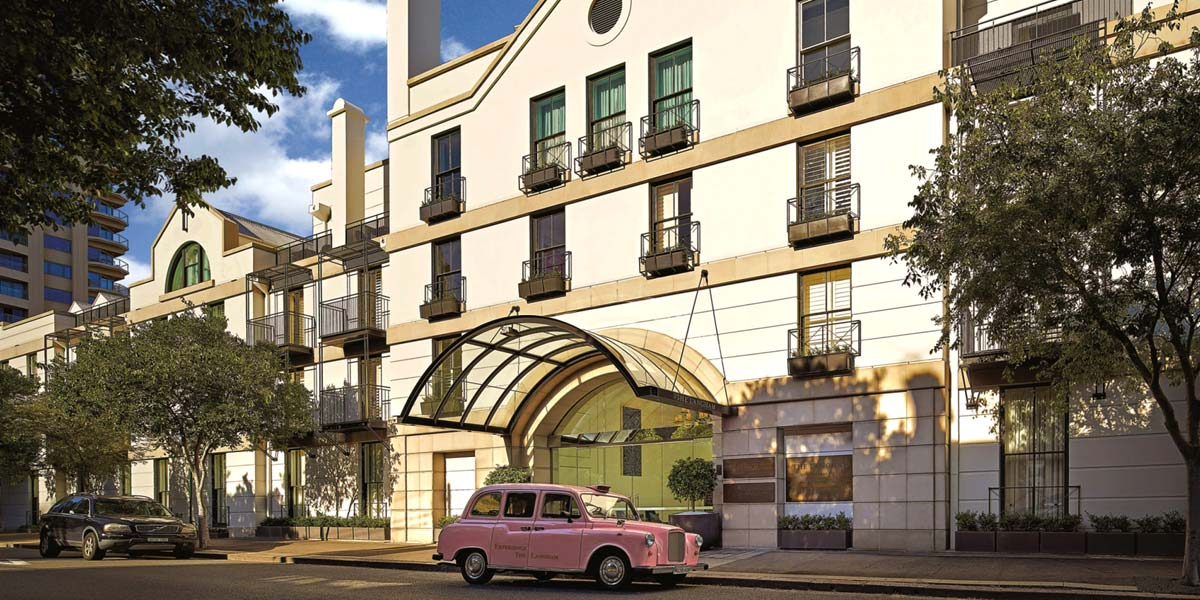 Luxury Hotel in Sydney, The Langham Sydney, Prestigious Venues