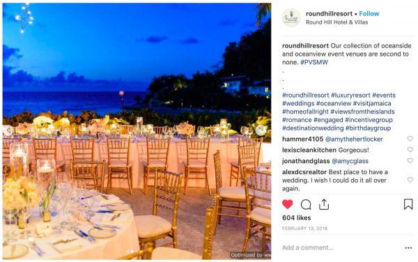 Round Hill Hotel, Prestigious Venues Social Media Week, 3