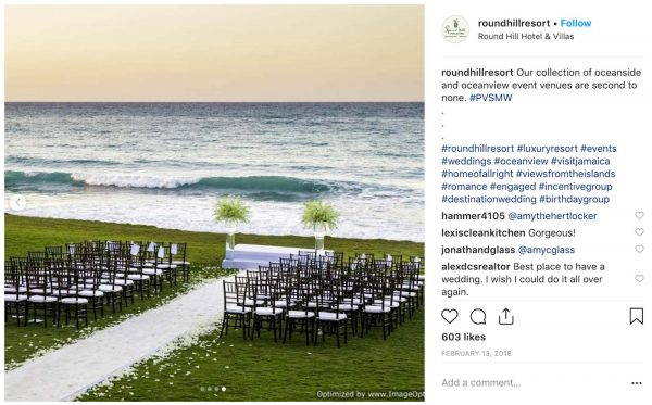 Round Hill Hotel, Prestigious Venues Social Media Week, 5