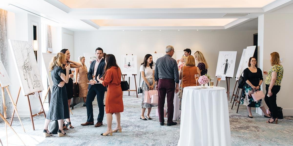 Corporate Event Venues, The Langham Sydney, Prestigious Venues
