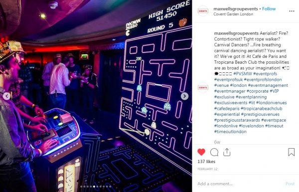 Covent Garden Casino, PVSMW 2019, Prestigious Venues