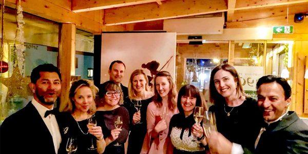 Final Night Party, Hotel Maiensee Ski Trip 2019, Prestigious Venues