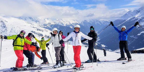 Group Skiing, Ski Week 2019, Prestigious Venues