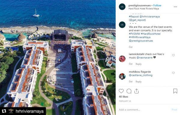 HRH  Riviera Maya, PVSMW 2019, Prestigious Venues