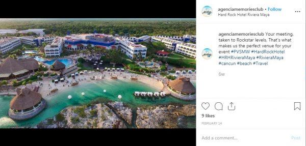 Hard Rock Hotel Riviera Maya, PVSMW 2019, Prestigious Venues