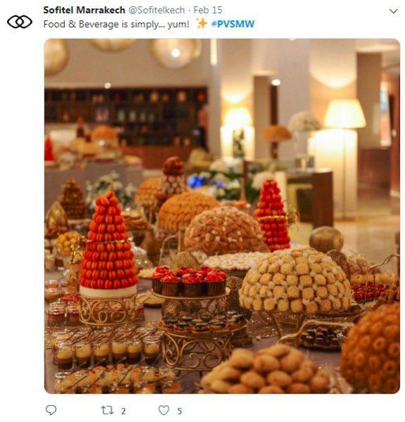 Sofitel Marrakech, PVSMW 2019, Prestigious Venues