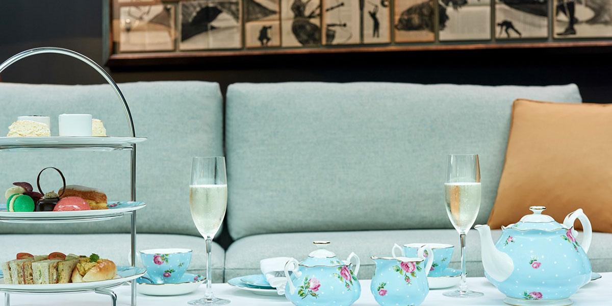 Afternoon Tea, Fairmont St Andrews, Prestigious Venues