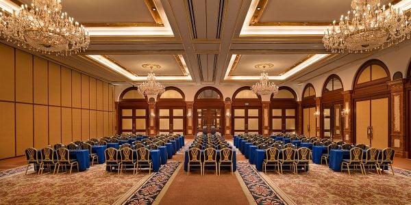 Ballroom Venue in Turkey, Titanic Mardan Palace, Prestigious Venues