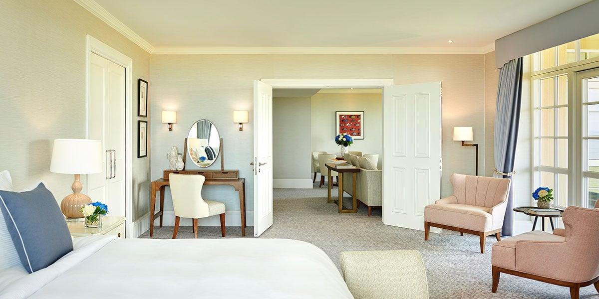 Best Hotel in Scotland, Fairmont St Andrews, Prestigious Venues