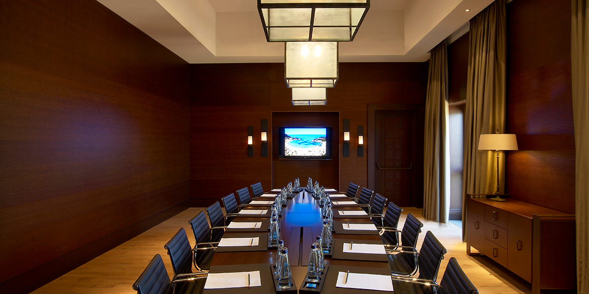 Board Meeting Event, Costa Navarino, Prestigious Venues