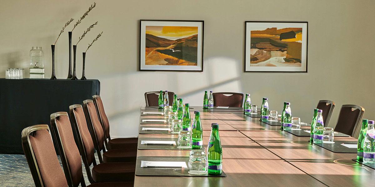 Board Meeting Event, Fairmont St Andrews, Prestigious Venues