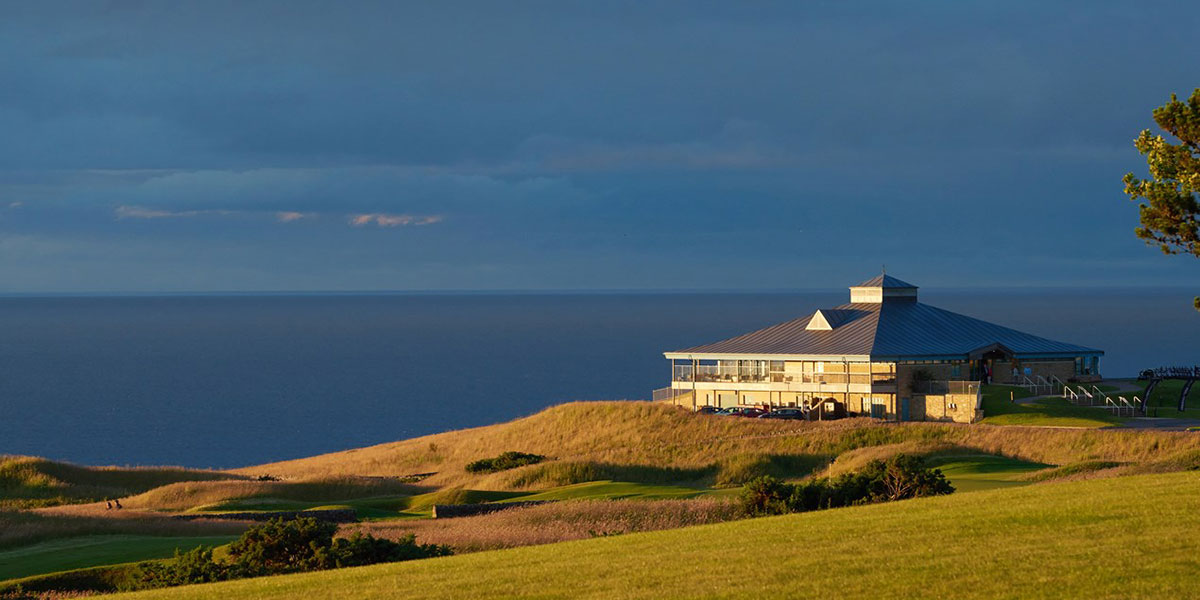 Coastal Hotel in Scotland, Fairmont St Andrews, Prestigious Venues