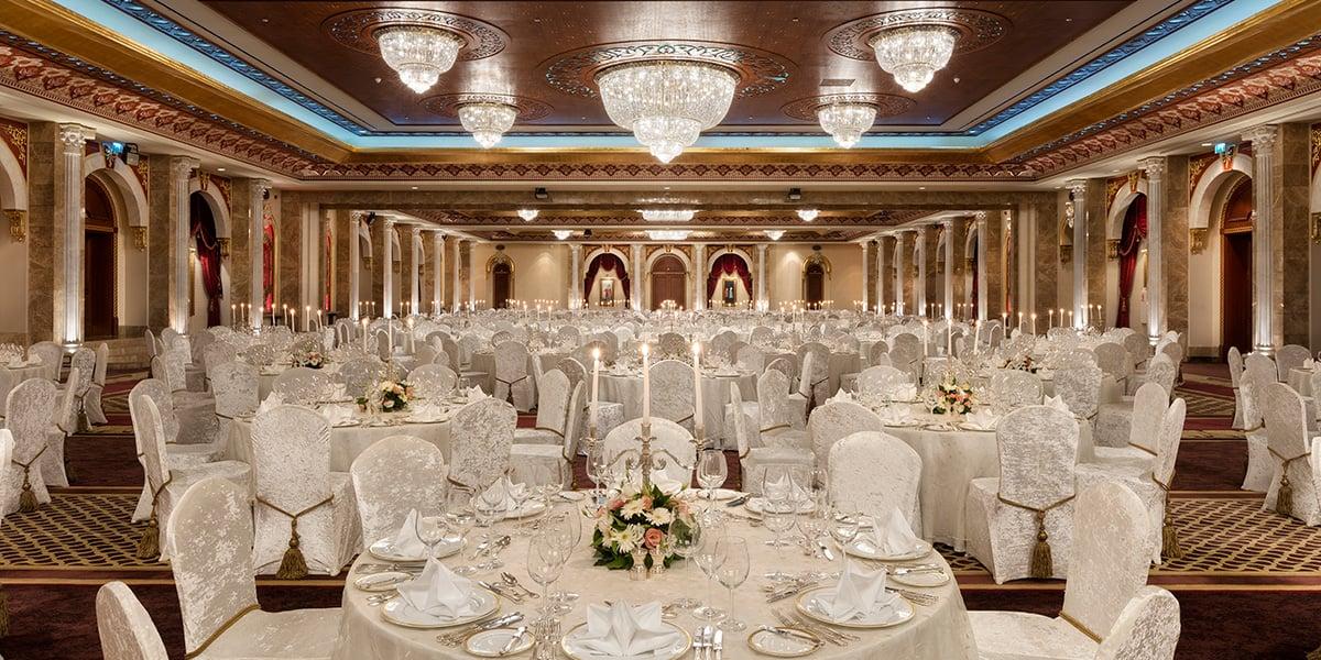 Gala Dinner Venue, Titanic Mardan Palace, Prestigious Venues