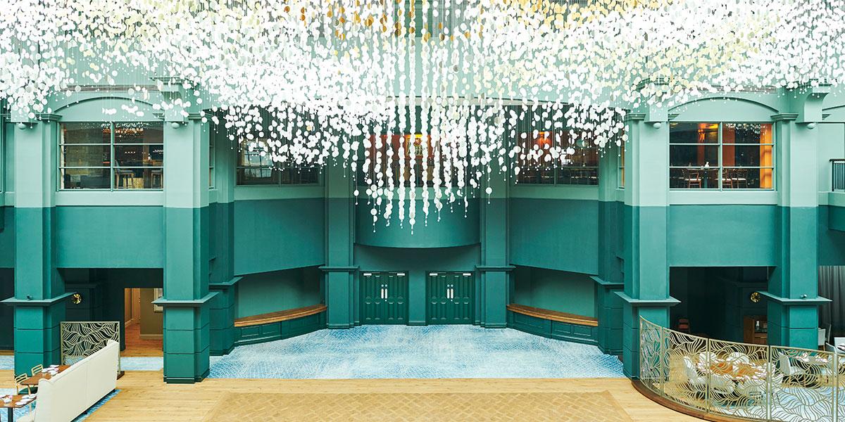 Reception Venue, Fairmont St Andrews, Prestigious Venues