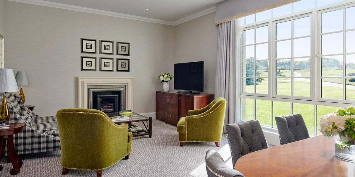 Suite Meeting Venue, Fairmont St Andrews, Prestigious Venues