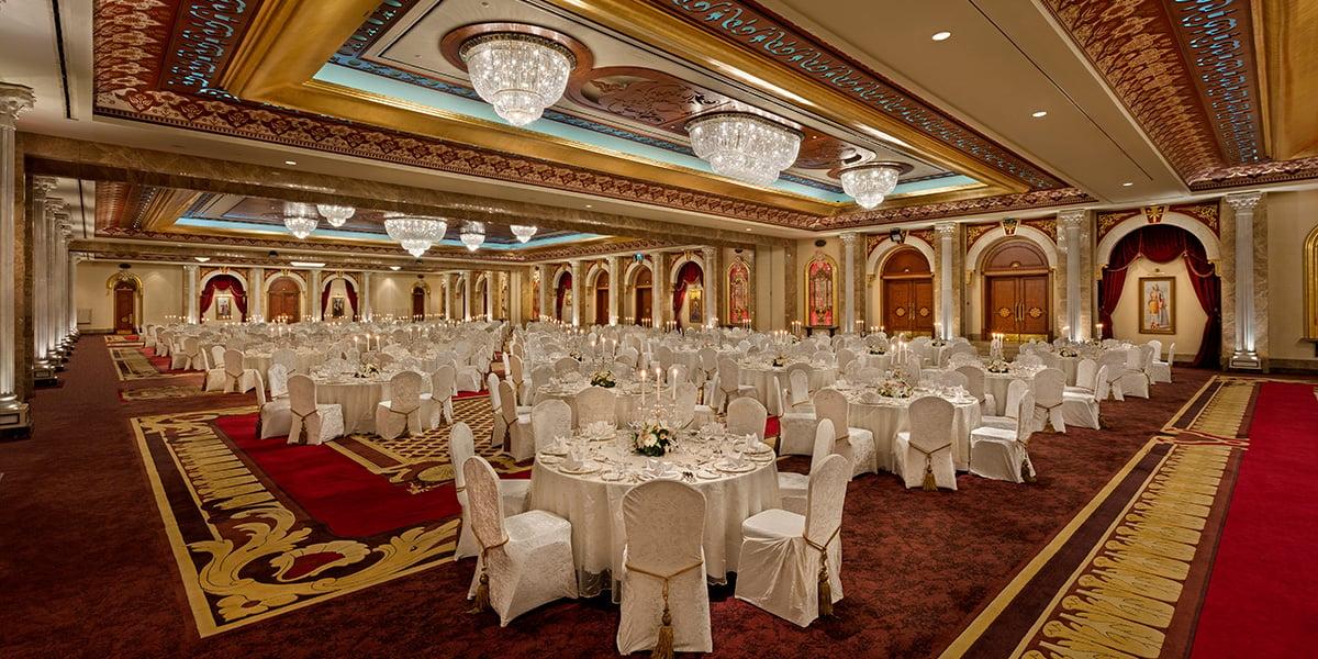 Wedding Venue, Titanic Mardan Palace, Prestigious Venues