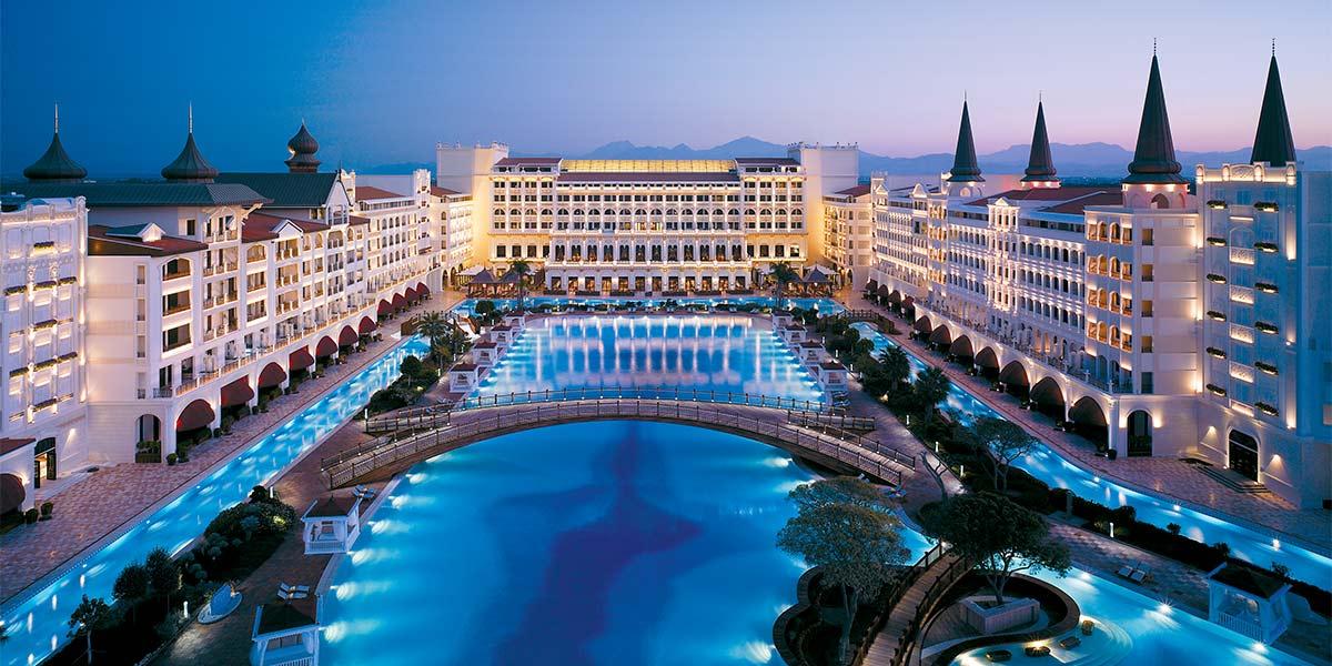 Best Venue in Antalya, Titanic Mardan Palace, Prestigious Venues