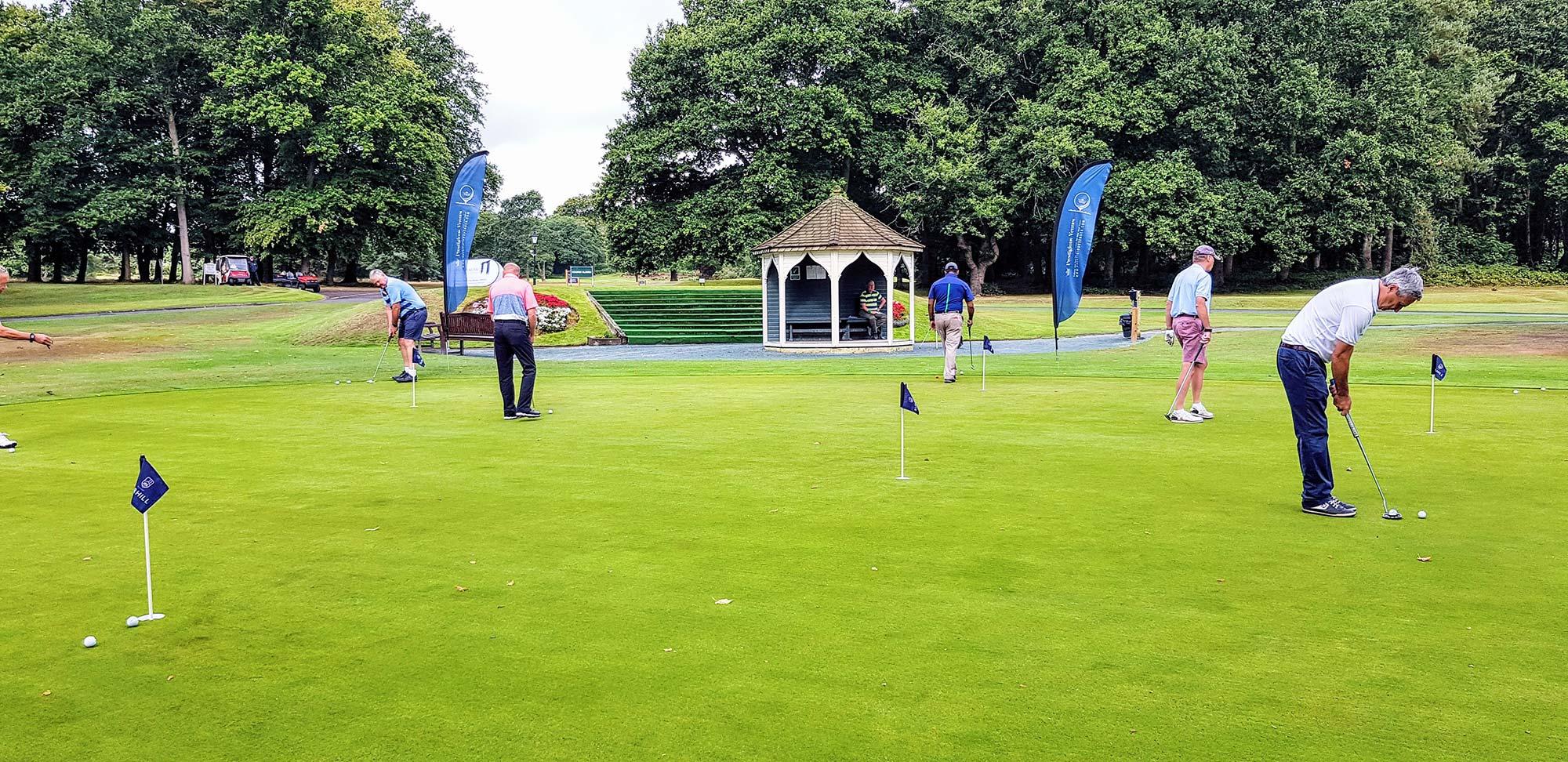 Prestigious Venues Golf Day 2019, 17