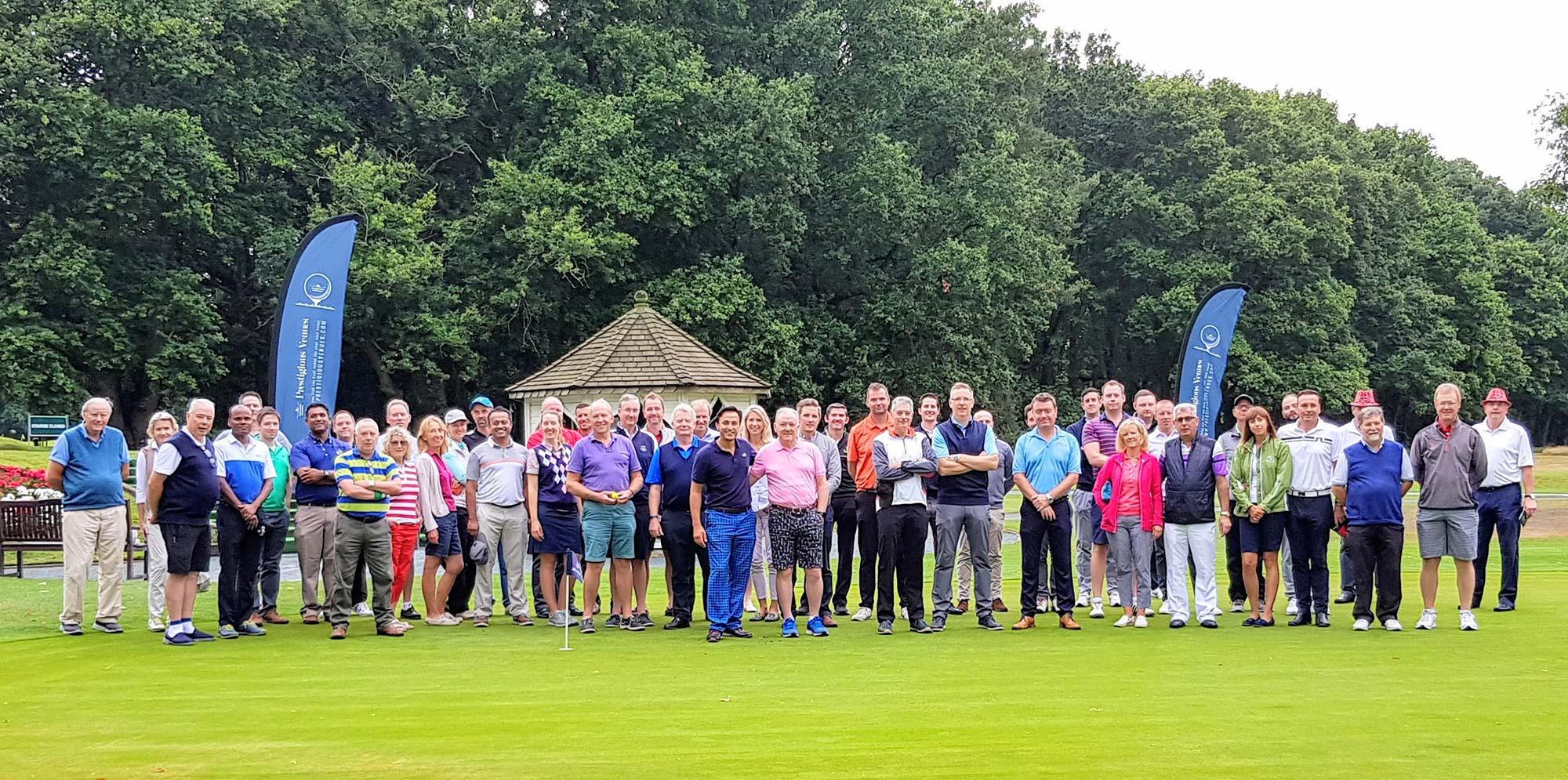 Prestigious Venues Golf Day 2019, 7