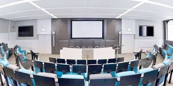 Auditorium Presentation Venue, One Moorgate Place, Prestigious Venues