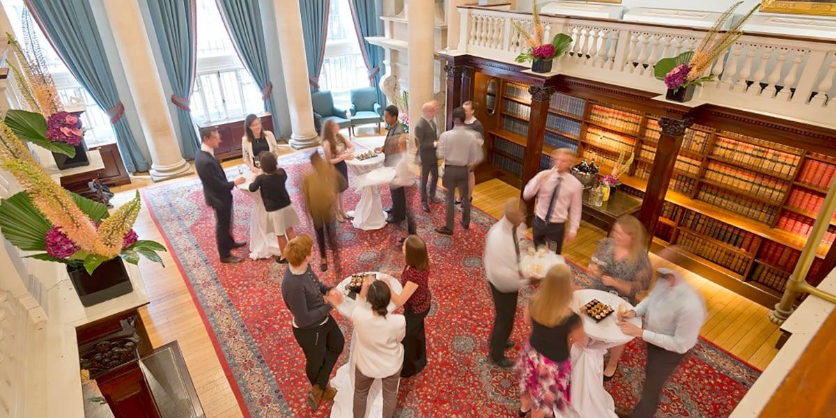 Bank Reception Venue, One Moorgate Place, Prestigious Venues