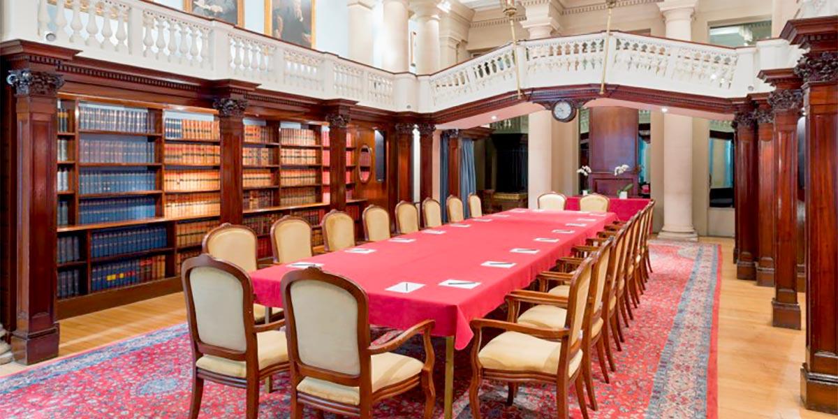 Board Meeting Members Room, One Moorgate Place, Prestigious Venues