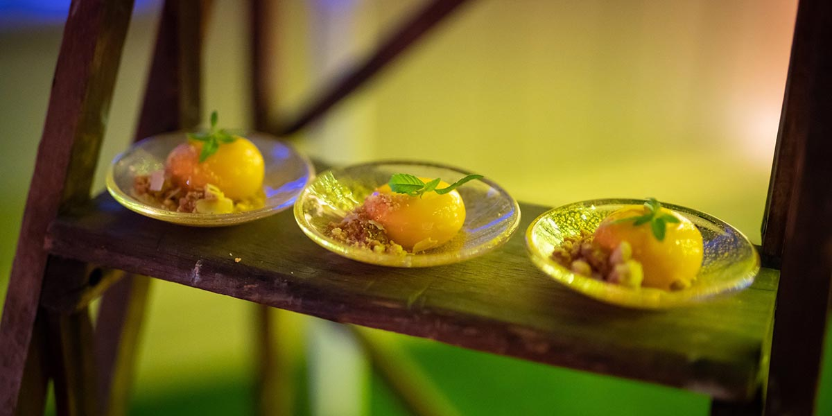 Food Stations, Event Caterer In London, Food Show, Prestigious Venues