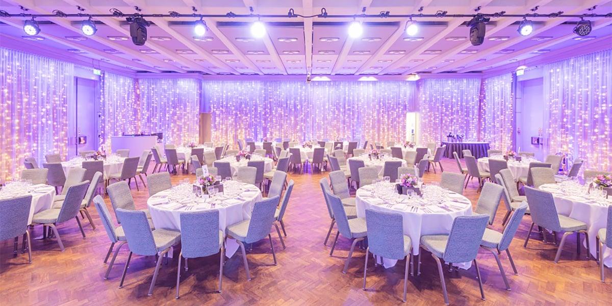 Gala Dinner Venue, One Moorgate Place, Prestigious Venues