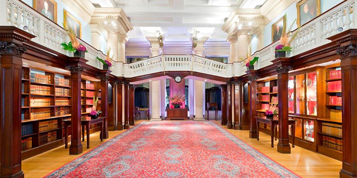 Members Room, One Moorgate Place, Prestigious Venues