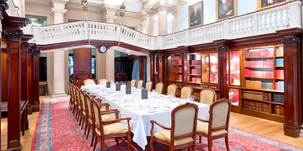 The Members Room at One Moorgate Place